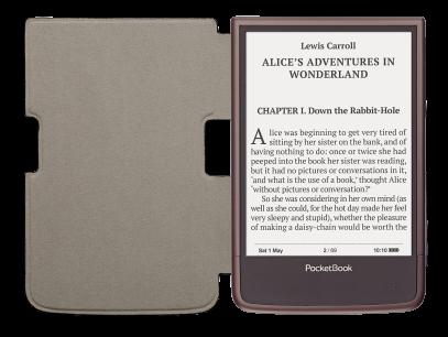 PocketBook Magneto Cover voor Ultra, zwart (PBPCC-650-MG-BK)