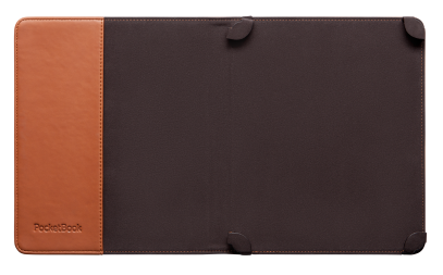 Original Pocketbook Cover for Color Lux (book brown) (PBPUC-8-BR)