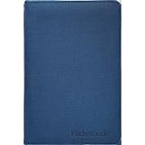 """Обкладинка Valenta синя для PocketBook 6"""" (VL-blue)"""
