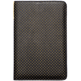 E-lugeri ümbris PocketBook Dots, must \ kollane 622/623/624 (PBPUC-YL-DT)
