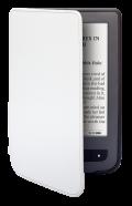 Обложка Shell белая для Pocketbook 614/624/626 (PBPCC-624-WE)