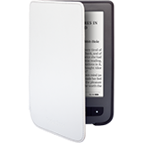 PocketBook Hardcover SHELL white (PBPCC-624-WE)