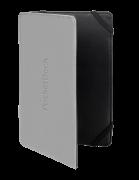 Обложка двухсторонняя для Touch/Touch Lux, черный/серый, PBPUC-BCGY-2S