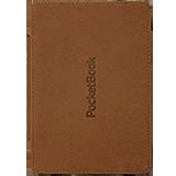 Обложка для Basic 2/Basic Touch/Touch Lux/Touch Lux 2 коричнево-черная BCBE-2S