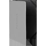 Обложка двухсторонняя, черно-серая, для Touch Lux/Touch Lux 2, PBPUC-BCGY-2S