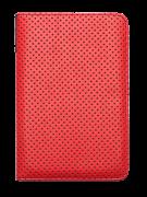 Обложка перфорированная красная для PocketBook 622/623/624 (PBPUC-BC-RD)