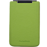 "Pocketbook Touch2 PB 624 cover  6"" green/black калъф за ел. книга/ reader/"