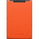Обложка Flip черно-оранжевая, orbc-rd