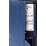 PocketBook Shell pouzdro pro čtečku, modrý (PBPCC-640-BL)