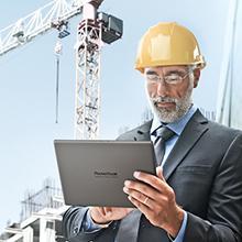 Уникальный планшет PocketBook CAD Reader c революционным EPD дисплеем Fina™