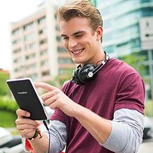 Обновление для PocketBook Touch 626 — еще больше комфорта и энергоэффективности