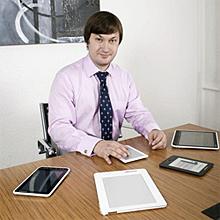 Евгений Милица рассказал о преимуществах электронных книг