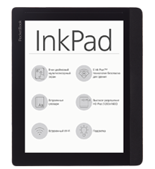 PocketBook InkPad (Refurbished)
