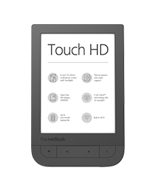 PocketBook Touch HD (Refurbished)