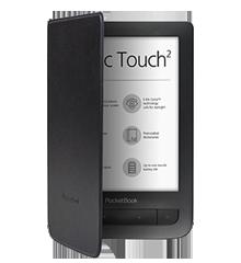 Beskyttet udgave af PocketBook Basic Touch 2