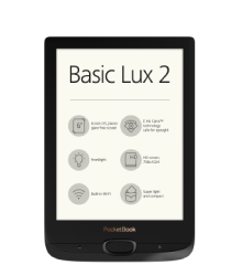 PocketBook Basic Lux 2