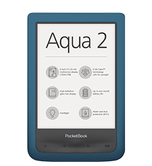 PocketBook Aqua 2 (Refurbished)