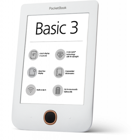 pocketbook basic 3 is a simple way to a great passion pocketbook