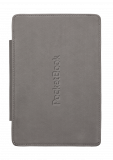 PocketBook 2-sided voor Touch/Touch Lux/Basic Touch, grijs/zwart (PBPUC-BCGY-2S)