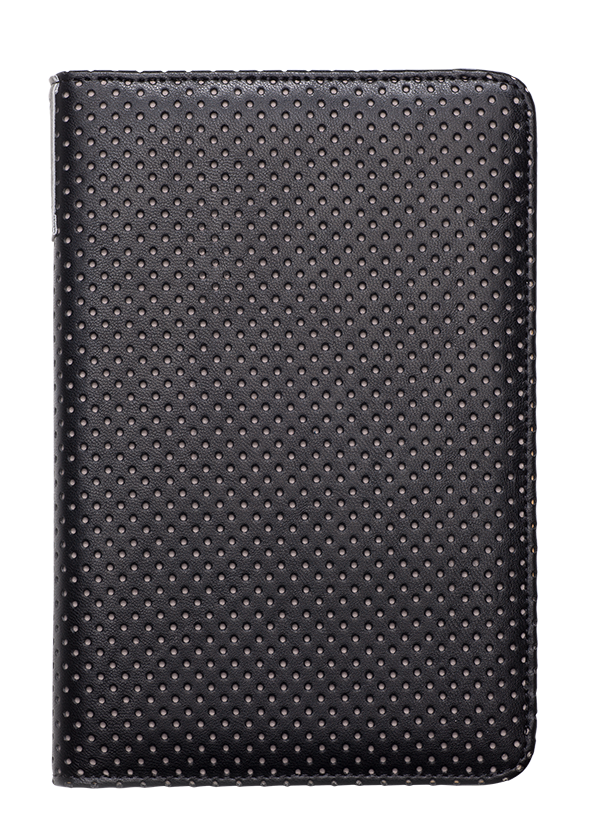 "Pocketbook Cover 6"" Dots (black/grey) for PB 622/623/624/626/614 (PBPUC-BC-DT)"