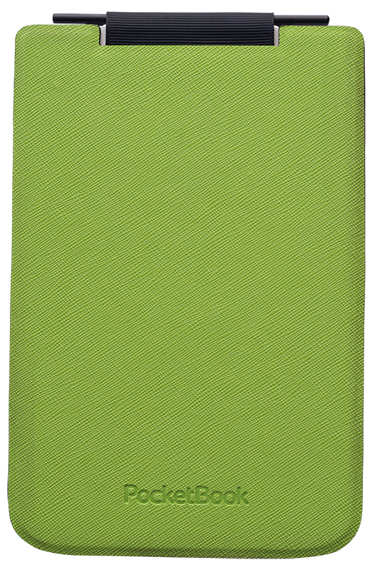 PocketBook Cover 2-sided for PB 624/626 (green/black) (PBPUC-624-GRBC)