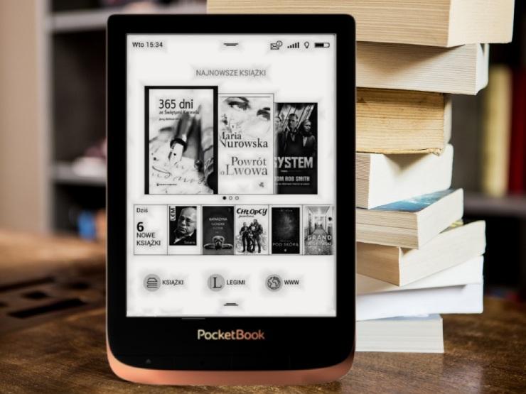 Pocketbook Touch Hd 3 Legimi I Nowe Funkcjonalności