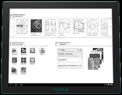 Lire les plans Autocad sur une tablette