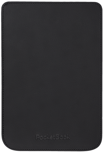 PocketBook Shell cover voor Basic Touch, zwart (PBPCC-624-BK)
