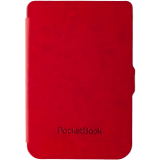PocketBook Shell Cover (6 Zoll) - bright red\black