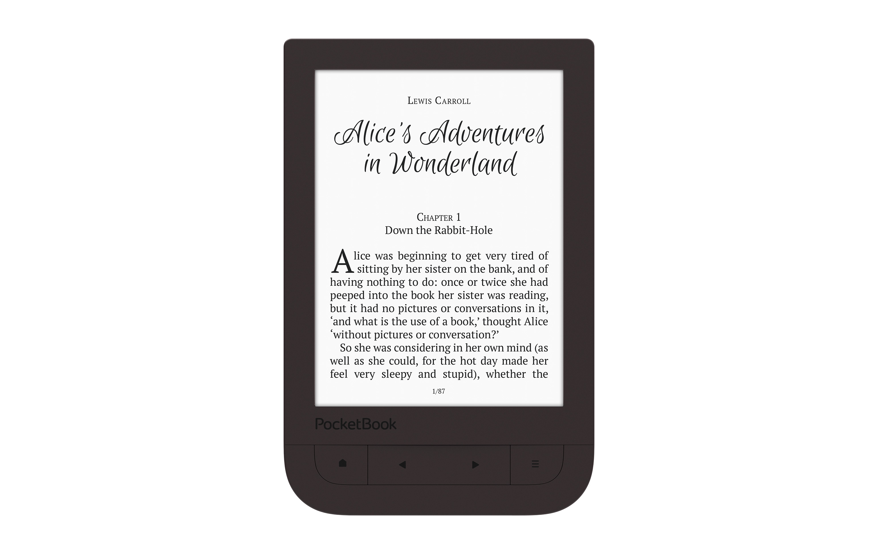 E-book PocketBook 623 Touch 2: review, features and reviews 26